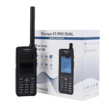 Téléphone satellite Thuraya XT-PRO DUAL